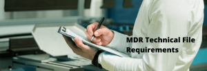 mdr technical documentation